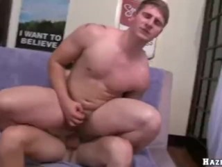 Straight Frat Guy First Time Gay Sex