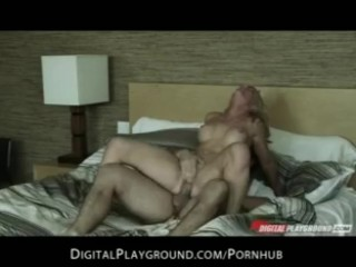 Amateurallure Free Full Length Threesome Fucked By Two, Hd Briana Banks Scene