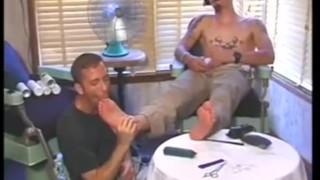 Pigs Players And Navy Feet - Scene 2