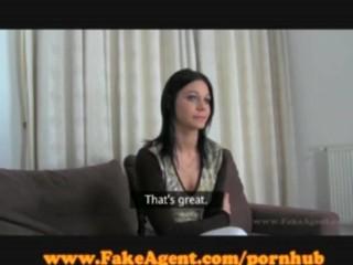 FakeAgent Elegant Creampie!