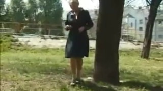 Wet fountains of golden pee coming out of her peehole Tits blowjob
