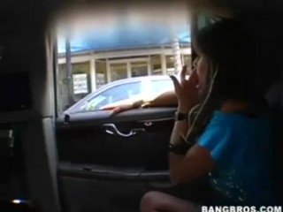 Wild Mom Sex Tube Rachel Roxxx Turns The Car Into A Strip Club