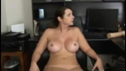 HomeGrownWives Big Tit Brunette Fucks Her Patient