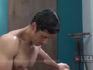 Massive Latino Cock Fucks Tight Twink Boy Hole