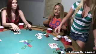 Bare Assed Poker Sluts