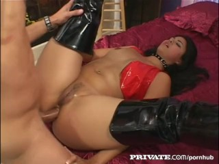 Private Extreme Latex Action