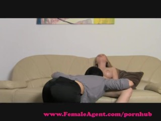 Men Cumming On Women In Public FemaleAgent. Big breasts casting