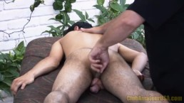 18 Year Old Antonio Rimmed & Fingered