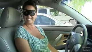 Gloryhole Swallow Heather1 swallow mature bigtits masked blowjob heather gloryhole cumshot cock sucking mother pov brunette reality natural tits