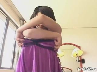 Hot Hitomi Nakagawa best blowjob ever