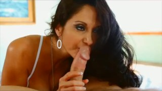 PureMature Beautiful Mom Big Boobs Balcony Romance Stepmom brunette