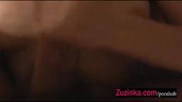 Zuzinka gets facial