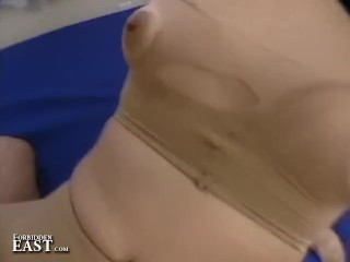 Uncensored Japanese Erotic Fetish Sex Intimate Pantyhose POV 2