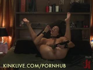Samantha Sex Photos And Video Contortionist, Fetish Masturbation Toys