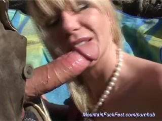 anal sex in the mountain