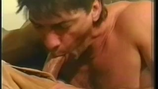 Scene hair raising  play anal