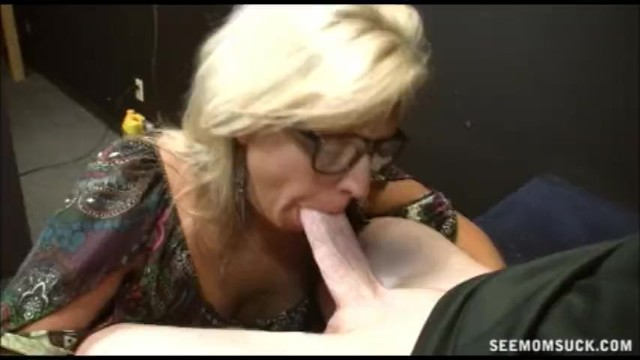 Moms over 40 free adult tv Mom pays off her daughters debt with a fat blowjob