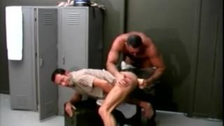 Bear Cops Fucking In The Locker Room