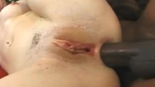 Babe Takes On a Big Black Cock