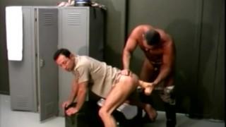Dildo Fucking Hairy Cops