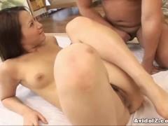 Sexy Hinayo Motoki wildest cumshot!