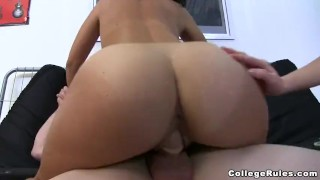 petite and big booty college girls get fucked