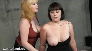 Wasteland Bondage Sex Movie First Time (Pt 1)