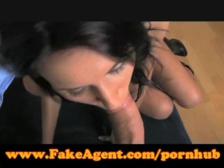 Sex And Erotic Films FakeAgent Body Built for sex