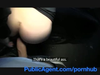 PublicAgent Emma loved sucking my cock so much, she demanded to