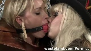 A wasteland in bdsm adventure halloween alice domination femdom