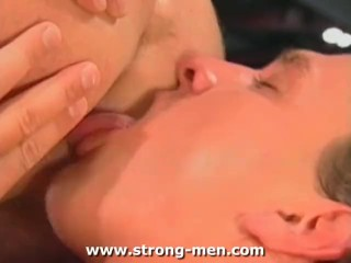 Muscle Rimming Sex