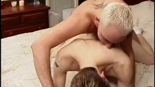 And coxxx cops  scene blond young