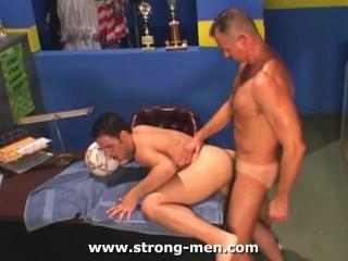 Mature Stud Fucking Hard