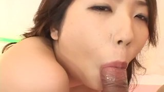 Hatsumi Kudo speared in both holes for a raunchy dp  japanese milf mother groupsex threesomes asian oriental mom