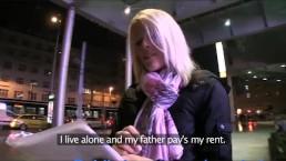 PublicAgent - Jolie blonde a plus que ce qu'elle voulait
