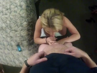 Sex vidio xxx candy cady giving reddog a bj homemade blow job point of view amateur