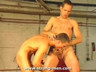 Muscle Sucking Dicks