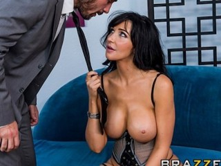 Red Light Sex Trips Jay Jay Sexy Big - Tit Brunette Diana Prince Fucks Her Financial Adviser