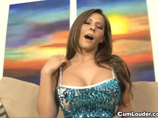 Madison Ivy loves to suck and fuck Cocks
