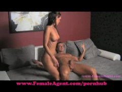 Movie:FemaleAgent. Don't cum inside me