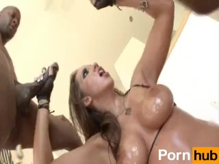 Milf Talked Into Sex Oil Overload 2 - desi video 4