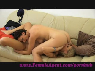 FemaleAgent. Multiple orgasms