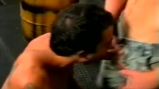 Cocksucking latino hunks sucking latino