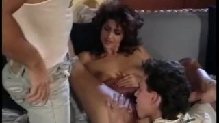 Bi N Sell - Scene 1  doggy style ass fuck ass fucking riding vintage blonde blowjob hardcore bi bisexual mmf fingering threesome anal pornhub.com pussy licking fake tits