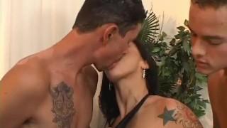 Bi Bi Love 13 - scene 1  doggy style ass fuck ass fucking riding bareback brazilian blowjob cumshot hardcore bi bisexual latina mmf fingering threesome anal pornhub.com pussy licking