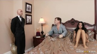 Bigdick a wet dream cheating has about her wife asian butler wet big