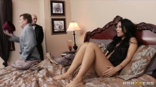 Cheating about a wet dream has asian butler her bigdick wife tits dick