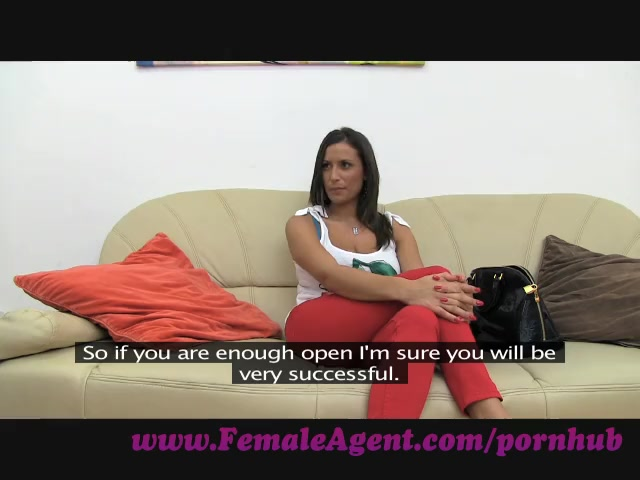 FemaleAgent. Tit