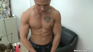 Amateur a with stud big dick hunk muscle