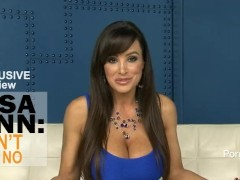 Lisa Ann Can't Say No Interview